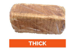 Brown Bread - Thick