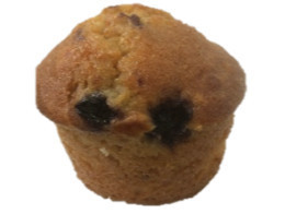 Small Blueberry Almond Muffin 80 gram - Box of 16
